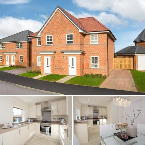3 bedroom end of terrace house for sale - Palmerston at The Orchard at West Park Edward Pease Way, West Park Garden Village DL2