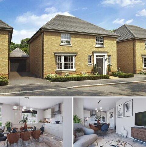 4 bedroom detached house for sale - Kirkdale at Hesslewood Park Jenny Brough Lane, Hessle HU13