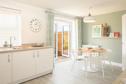 3 bedroom terraced house for sale - Archford at Duston Gardens Telstar Way, Duston NN5