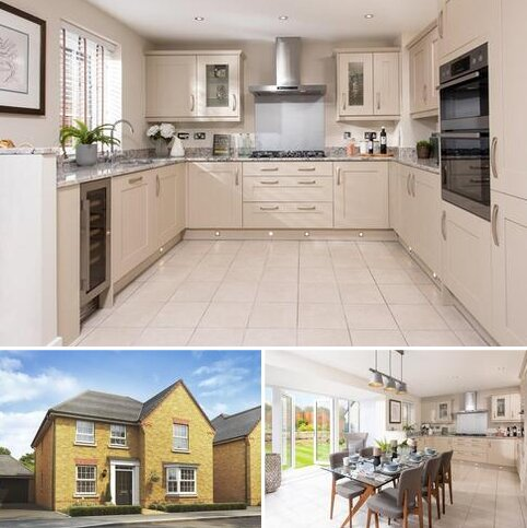 4 bedroom detached house for sale - HOLDEN at Nant Y Castell Heol Sirhowy, Caldicot NP26
