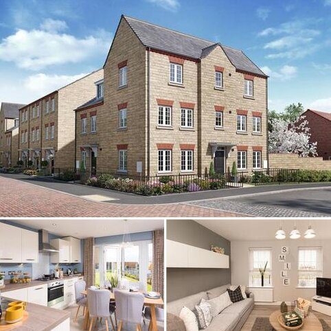 3 bedroom semi-detached house for sale - Brentford at The Chimes Heaton Road, Off Vendee Drive, Chesterton OX26