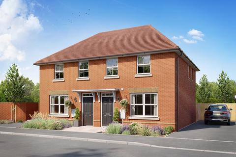 3 bedroom semi-detached house for sale - Archford at Duston Gardens Telstar Way, Duston NN5