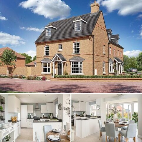4 bedroom end of terrace house for sale - The Hereford at Kings Gate Wooton Road, Abingdon OX13