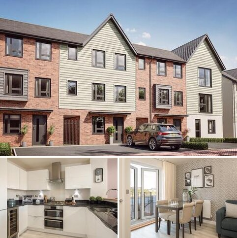 4 bedroom terraced house for sale - Haversham Special at Harbourside @ The Quays Woodham Road, Barry CF63