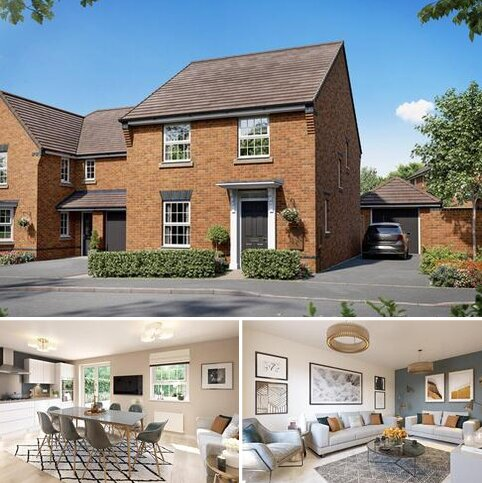 4 bedroom detached house for sale - Ingleby at Chalkers Rise - DWH Pelham Rise, Peacehaven BN10