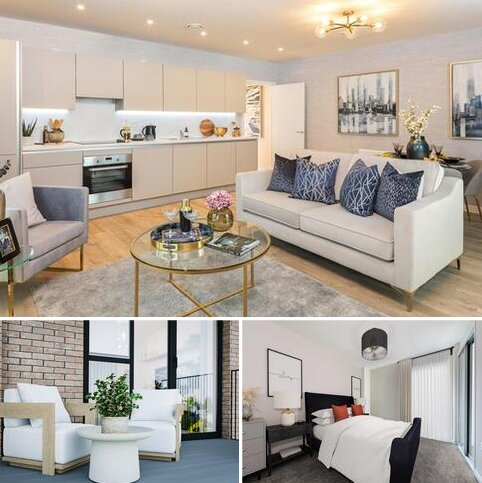 2 bedroom apartment for sale - Buttercup House at Springfield Place Glenburnie Rd, Tooting SW17