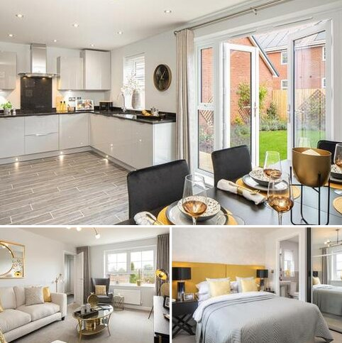 4 bedroom detached house for sale - Kingsley at Royal View Taunton Road, North Petherton, Bridgwater TA6