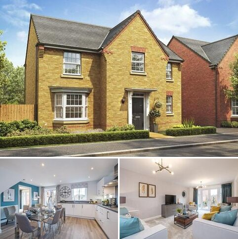 4 bedroom detached house for sale - MITCHELL at Olive Park Stafford Road, Uttoxeter ST14