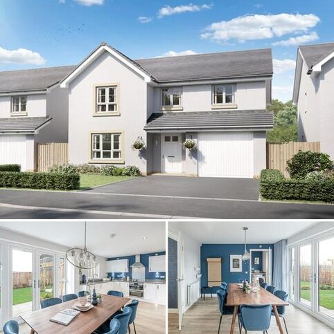 4 bedroom detached house for sale - Cullen at Wallace Fields Ph3 Auchinleck Road, Glasgow G33