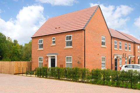 3 bedroom end of terrace house for sale - Hadley at Wigston Meadows Newton Lane, Wigston LE18