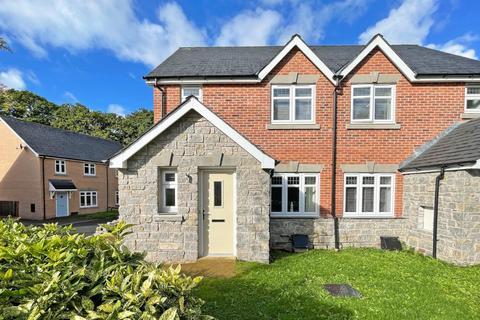 3 bedroom semi-detached house for sale - Plas Y Coed, Bangor, Gwynedd, LL57