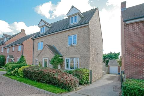 5 bedroom detached house for sale - Usher Drive, Banbury
