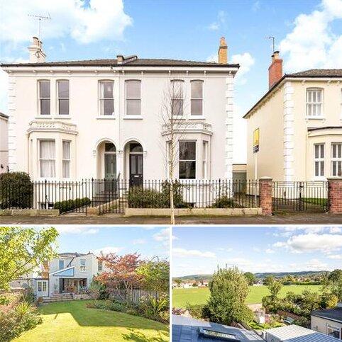 4 bedroom semi-detached house for sale - Kings Road, Cheltenham, Gloucestershire, GL52