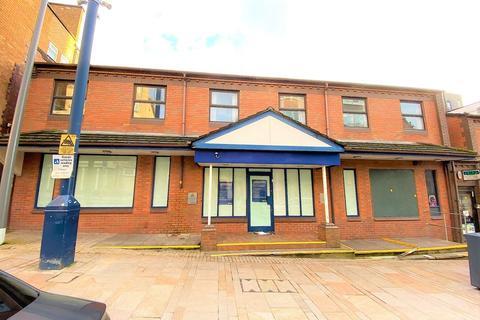 Retail property (high street) to rent - Ground Floor, 1–3 Trinity Parade, Trinity Street, Hanley, Stoke on Trent, Staffordshire, ST1 5RW