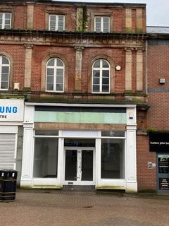 Retail property (high street) to rent - 8 Tontine Square, Hanley, Stoke-on-Trent, Staffordshire, ST1 1NP