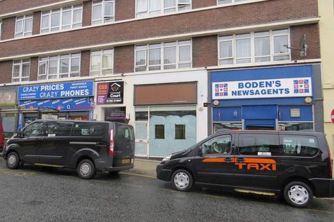 Retail property (high street) to rent - 37 Stafford Street, Hanley, Stoke-on-Trent, Staffordshire, ST1 1JU