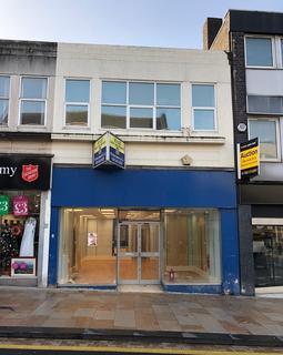 Retail property (high street) to rent - 25 Stafford Street, Hanley, Stoke-on-Trent, Staffordshire, ST1 1JW