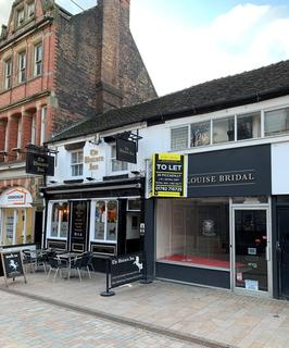 Retail property (high street) to rent - 38 Piccadilly, Hanley, Stoke-on-Trent, Staffordshire, ST1 1EG
