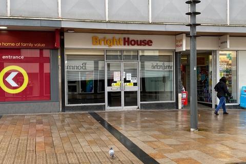 Retail property (high street) to rent - 7 Stafford Street, Hanley, Stoke-on-Trent, Staffordshire, ST1 1JW