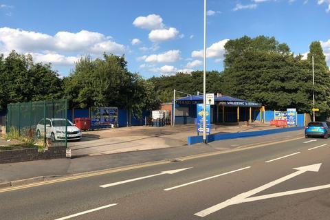 Land for sale - Bucknall Road, Hanley, Stoke-on-Trent, Staffordshire, ST1 6AJ