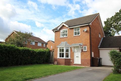 3 bedroom detached house to rent - Chalgrove Crescent, Hillfield, SOLIHULL, West Midlands, B91