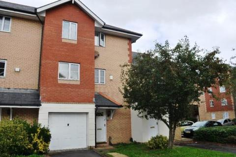 3 bedroom townhouse for sale - Seager Drive, Cardiff