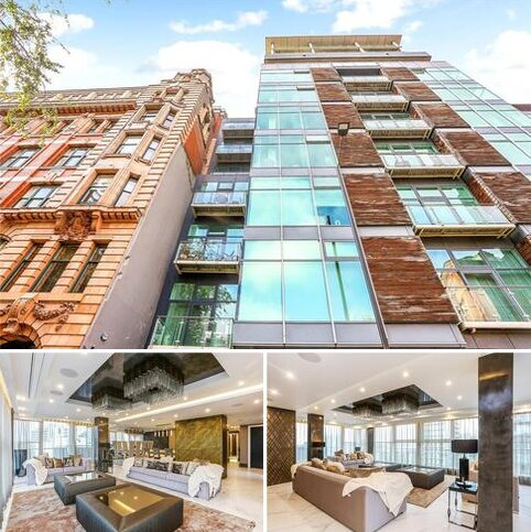 3 bedroom penthouse to rent - Century Buildings, 14 St. Marys Parsonage, Manchester, M3