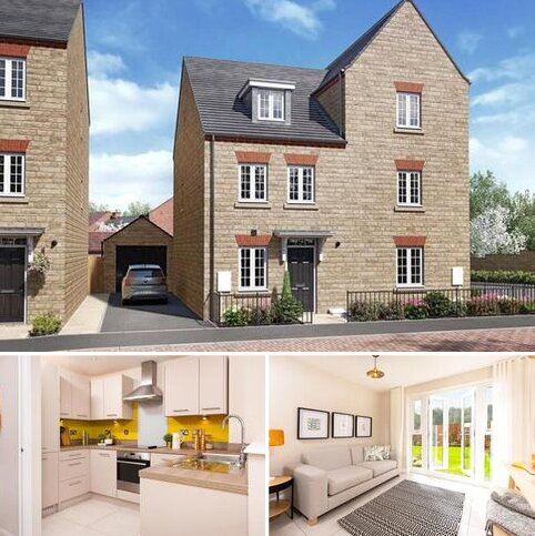 4 bedroom semi-detached house for sale - 2 The Kingsville, The Chimes, Middleton Stoney Road, Bicester, Oxfordshire, OX26