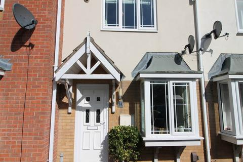2 bedroom townhouse to rent - Cranhill Close, Littleover, Derby