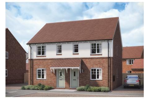 2 bedroom semi-detached house for sale - The Derwent Plot 26, The green, Donington Le Heath, Donington Le Heath, LE67