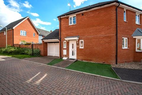 3 bedroom semi-detached house for sale - Blackbird Drive, Bury St. Edmunds