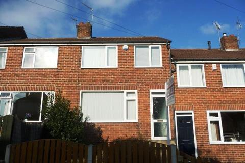 3 bedroom townhouse to rent - Springfield Gardens, Horsforth