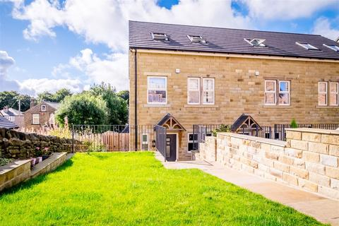 3 bedroom end of terrace house for sale - Laund Croft, Salendine Nook,  Huddersfield, HD3
