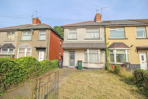 3 bedroom terraced house for sale - Somerton Road, Newport