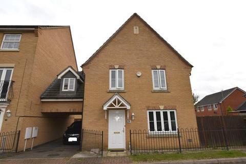 4 bedroom detached house for sale - Guelder Road, Hampton Hargate, Peterborough
