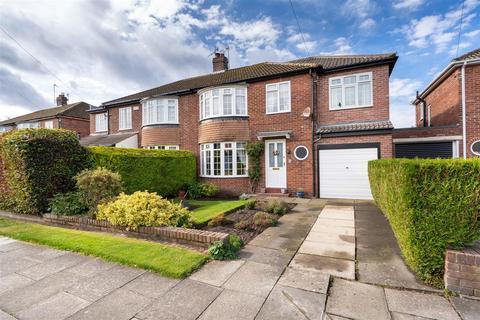 3 bedroom semi-detached house for sale - Beverley Close, Brunton Park, Newcastle Upon Tyne