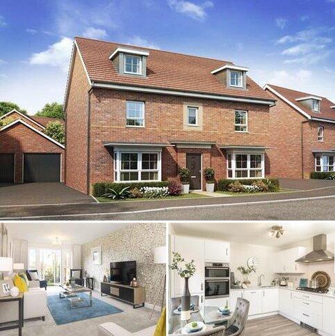 5 bedroom detached house for sale - Malvern at Barratt Homes Eagles' Rest Burney Drive, Wavendon MK17