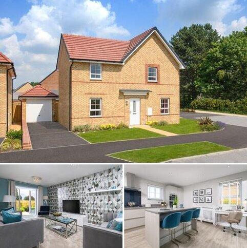4 bedroom detached house for sale - ALDERNEY at Burdon Green Bogma Hall Farm, Coxhoe DH6