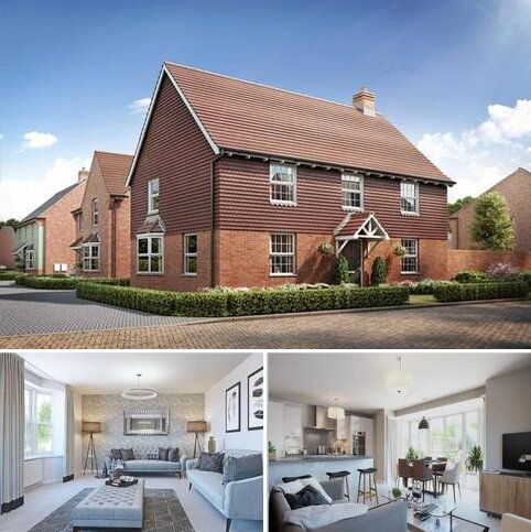 4 bedroom detached house for sale - Cornell at DWH Orchard Green @ Kingsbrook Armstrongs Fields, Broughton, Aylesbury HP22