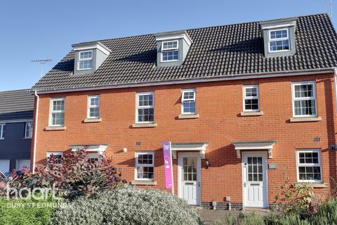 3 bedroom terraced house for sale - Selway Drive, Bury St Edmunds