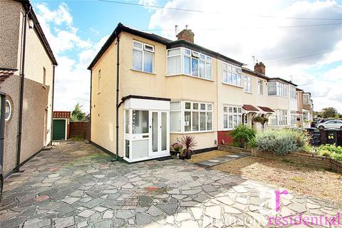 3 bedroom end of terrace house for sale - Carnarvon Avenue, Enfield, EN1