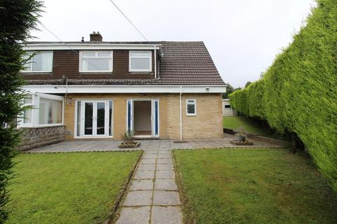 4 bedroom semi-detached house for sale - Bush Bach, Nantybwch, Tredegar
