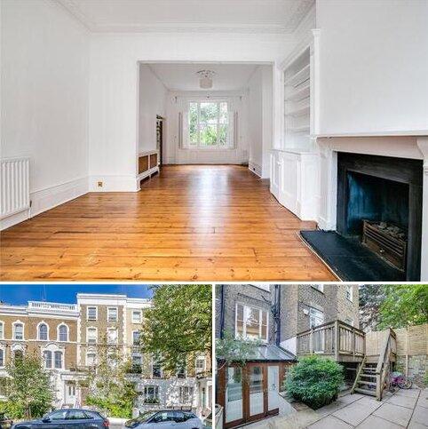 3 bedroom maisonette for sale - Blenheim Crescent, Notting Hill, London, W11