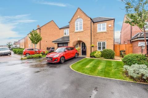 4 bedroom detached house for sale - Magna Park, Runcorn