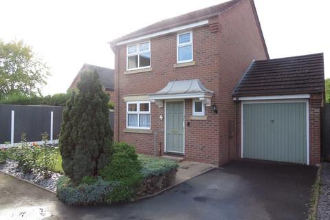 3 bedroom detached house to rent - Brinklow Croft, Shard End, Birmingham, B34