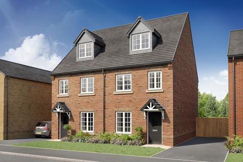 3 bedroom semi-detached house for sale - The Braxton - Plot 25 at Wheatley Hall Mews, Wheatley Hall Road DN2