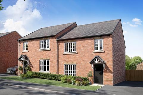 4 bedroom detached house for sale - The Huxford - Plot 214 at Moseley Green, Moseley Wood Gardens, Cookridge LS16