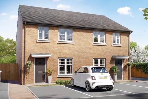 3 bedroom terraced house for sale - The Burtonwood - Plot 57 at Aldon Wood, Aldon Wood, Stanhoe Drive WA5