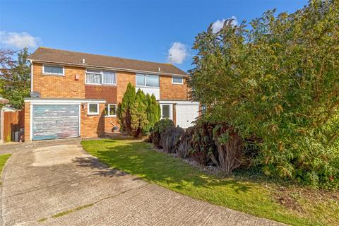 3 bedroom semi-detached house for sale - Coleridge Crescent, Goring-By-Sea, Worthing