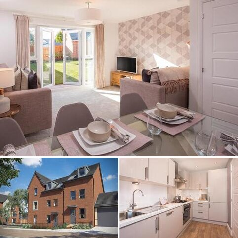 3 bedroom terraced house for sale - Norbury at Barratt Homes @ Brunel Quarter Station Road, Chepstow NP16